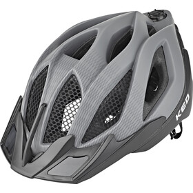 KED Spiri Two Helmet grey/black matte